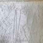 Rental Table Napkin Crushed Taffeta - Silver