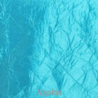 Rental Table Napkin Crushed Taffeta - Turquoise