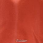 Rental Table Runner Satin - Rust