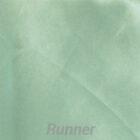 Rental Table Runner Satin - Sage Green