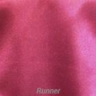 Rental Table Runner Satin - Sangria