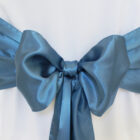 Rental Chair Sashes Satin - Serene