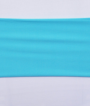 Spandex Chair Bands - Turquoise