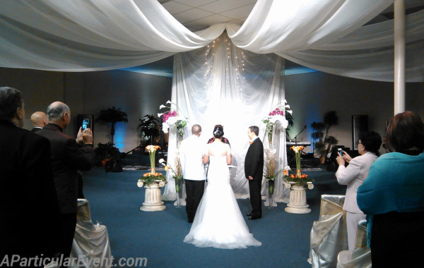 Wedding Ceremony Houston TX 77077