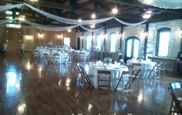 Pecan Spring TX Wedding