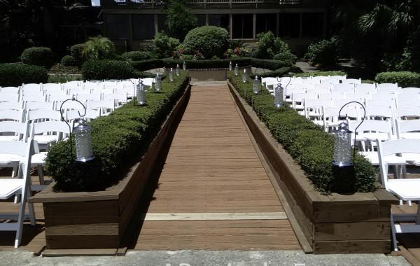 Villa Capri Seabrook TX Wedding by A Particular Event