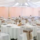 Venue Dressing Ceiling and Wall Draping