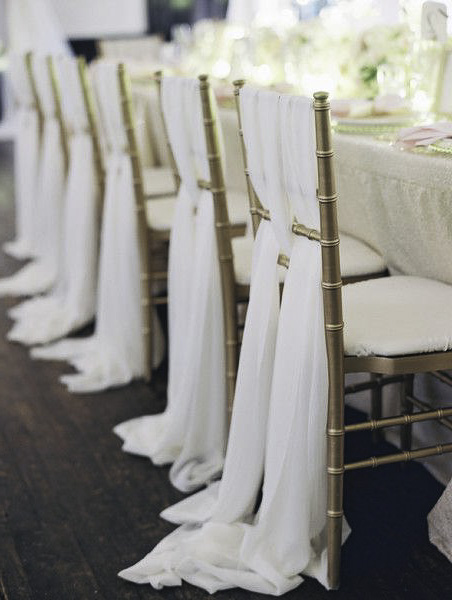 Tremendous Rental Chiavari Chair Cover Treatment Ivory A Particular Event Rental Machost Co Dining Chair Design Ideas Machostcouk