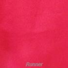 Rental Table Runner Satin - Fuchsia