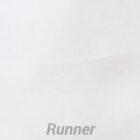Rental Table Runner Satin - Ivory