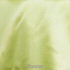 Rental Table Runner Satin - Key Lime