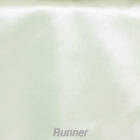 Rental Table Runner Satin - Mint Green