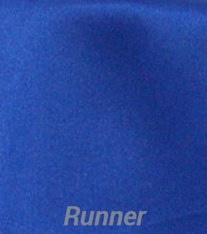 Rental Table Runner Satin - Royal Blue