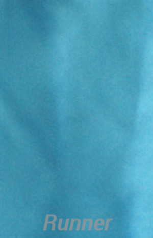 Rental Table Runners Satin - Turquoise