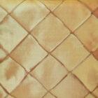 Rental Table Runner Pintuck Taffeta - Gold