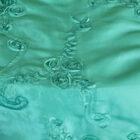 Rental Table Runner Ribbon Taffeta - Tiffany Blue - Aqua