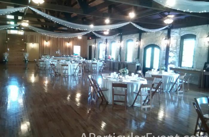 Pecan Spring TX Wedding